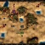 Conquest - Simultaneous Turn Based Strategy